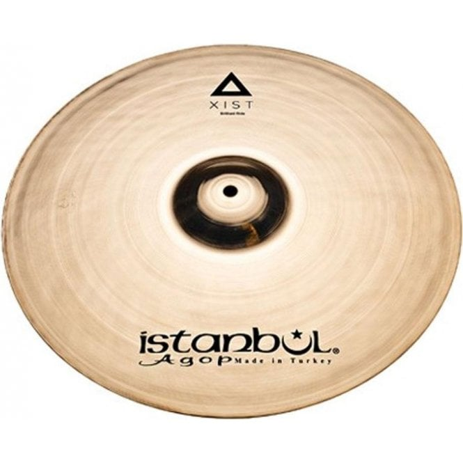 "Istanbul Xist 22"" Ride Cymbal - Brilliant Finish"