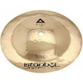 "Istanbul Xist 8"" Raw Bell Cymbal - Brilliant Finish"
