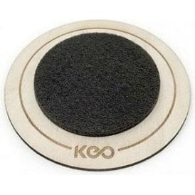 Keo Bass Drum Head Beater Patch