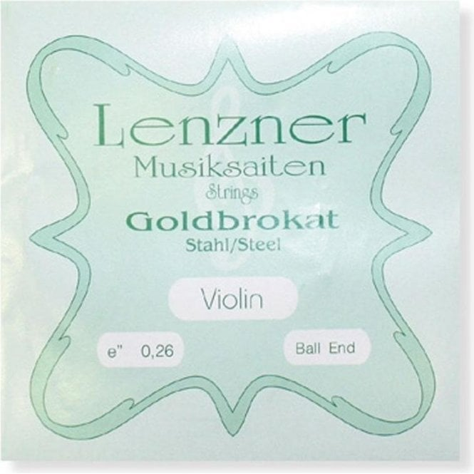 Lenzner Goldbrokat Full Size Violin Strings