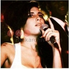 Limited Edition Rock Archive Print - Amy Winehouse