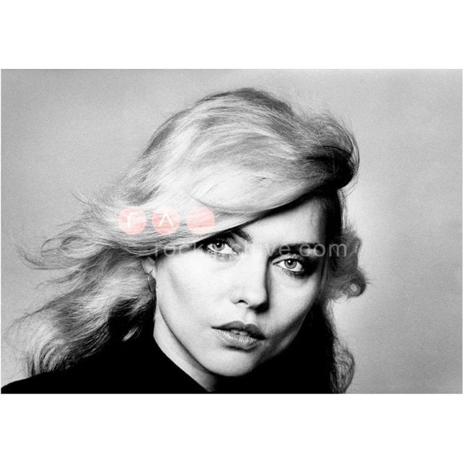 Rock Archive Limited Edition Rock Archive Print - Debbie Harry