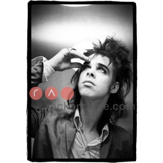 Rock Archive Limited Edition Rock Archive Print - Nick Cave