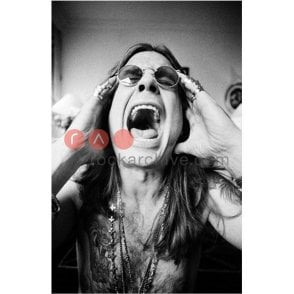 Limited Edition Rock Archive Print - Ozzy Osborne