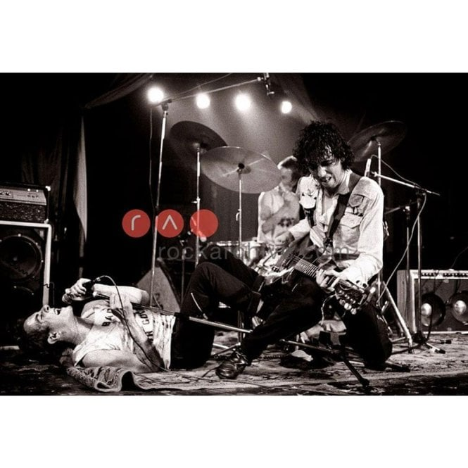 Rock Archive Limited Edition Rock Archive Print - The Clash