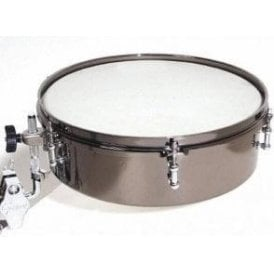 "LP 12"" x 4"" Timbale - Black Nickel Finish LP812BN"