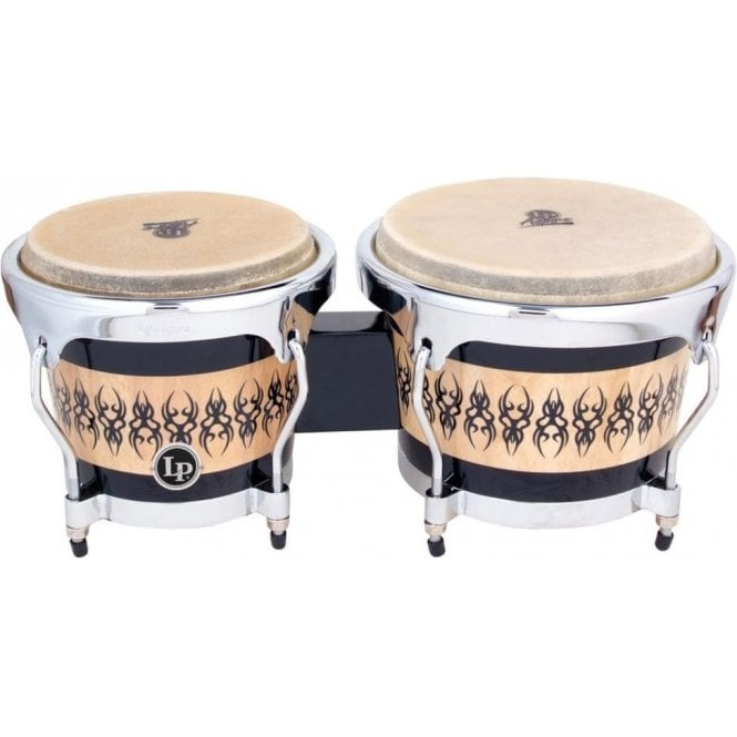 LP Aspire Accent Bongos - Scarab Finish