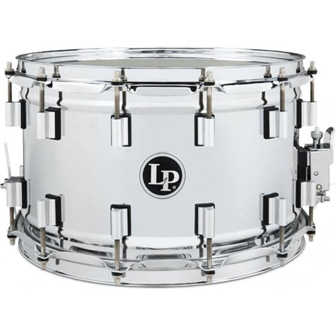 LP Banda Snare Drum 14x8.5 Stainless Steel