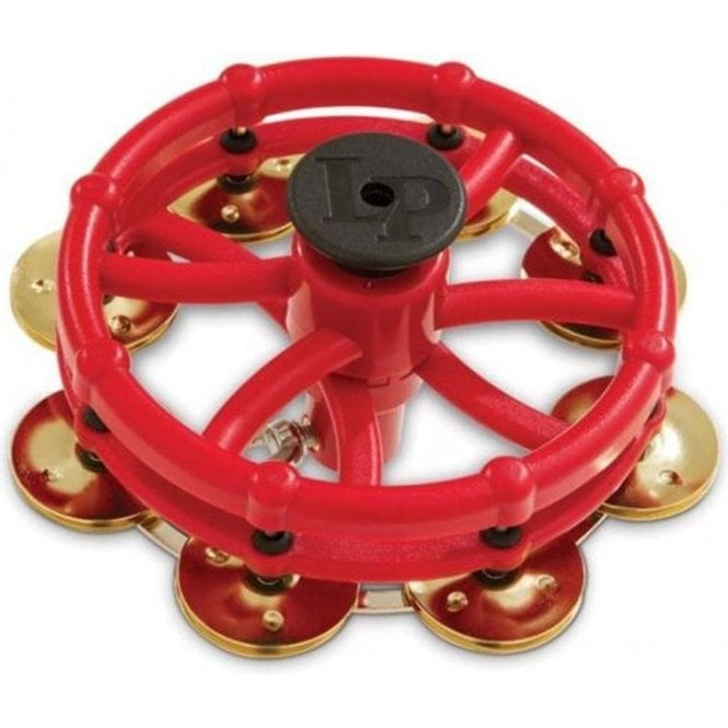 LP Click H/Hat Tambourine Brass Jingles LP193B | Buy at Footesmusic