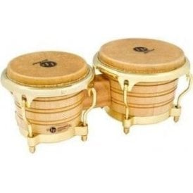 LP Generation II Siam Oak Bongos LP201AX2AW