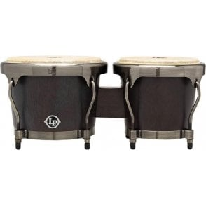 LP Highline Bongos Black Finish LPH601SBB | Buy at Footesmusic