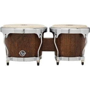 LP Highline Bongos Mahogany Finish LPH601SMC | Buy at Footesmusic