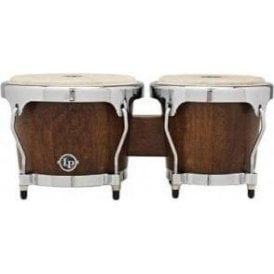 LP Highline Bongos Mahogany Finish