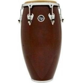 "LP M752SW Matador Conga 11.75 "" Conga - Dark Brown & Chrome"