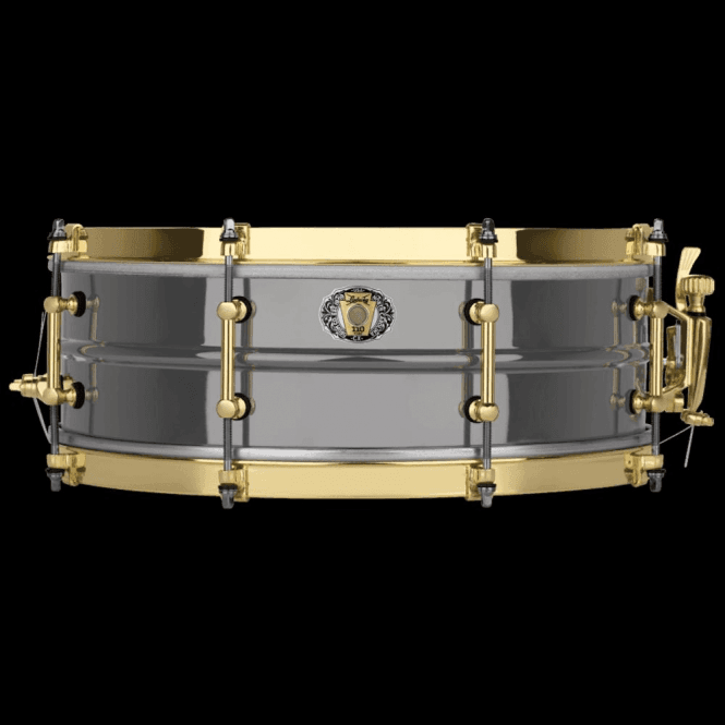 Ludwig 14x5 Black Beauty 110th Anniversary Snare Drum LB406XXCX | Buy at Footesmusic