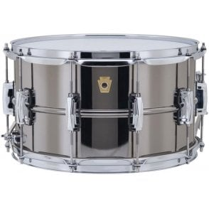 Ludwig 14x6.5 Black Beauty Supraphonic Snare Drum LB417 | Buy at Footesmusic
