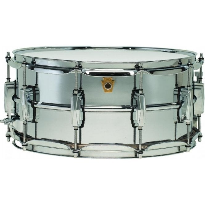 Ludwig 402 14x6.5 Supraphonic Snare Drum LM402 | Buy at Footesmusic