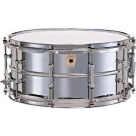 Ludwig 402 14x6.5 Supraphonic Snare Drum - Tube Lugs