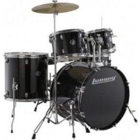 Ludwig Accent Drum Kit With Stands & Pedals