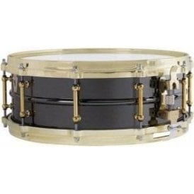 Ludwig Black Beauty 14x5 Brass on Brass Supraphonic with tube lugs