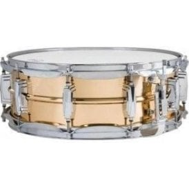 Ludwig Bronze 14 x 5 Hammered Supraphonic Snare Drum