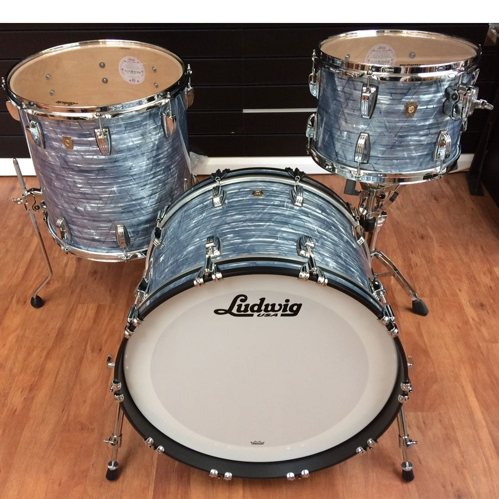 Ludwig classic maple drum kit at uk stockist footesmusic for Classic house drums