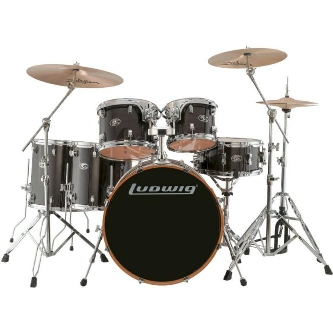 Ludwig Evolution Maple Drums | Buy at Footesmusic
