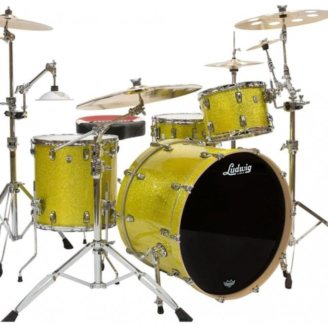 Ludwig Keystone X Drums | Buy at Footesmusic