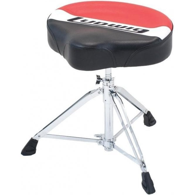 Ludwig LAP50TH Atlas Pro Saddle Throne