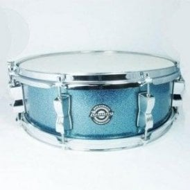 Ludwig Questlove Breakbeat 14x5 Snare Drum - Azure Blue LC1405BA | Buy at Footesmusic