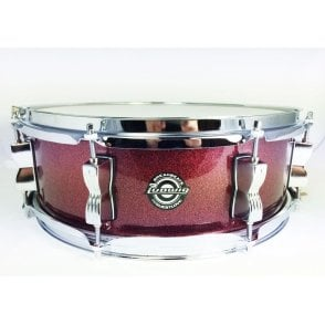 Ludwig Questlove Breakbeat 14x5 Snare Drum - Wine Red Sparkle