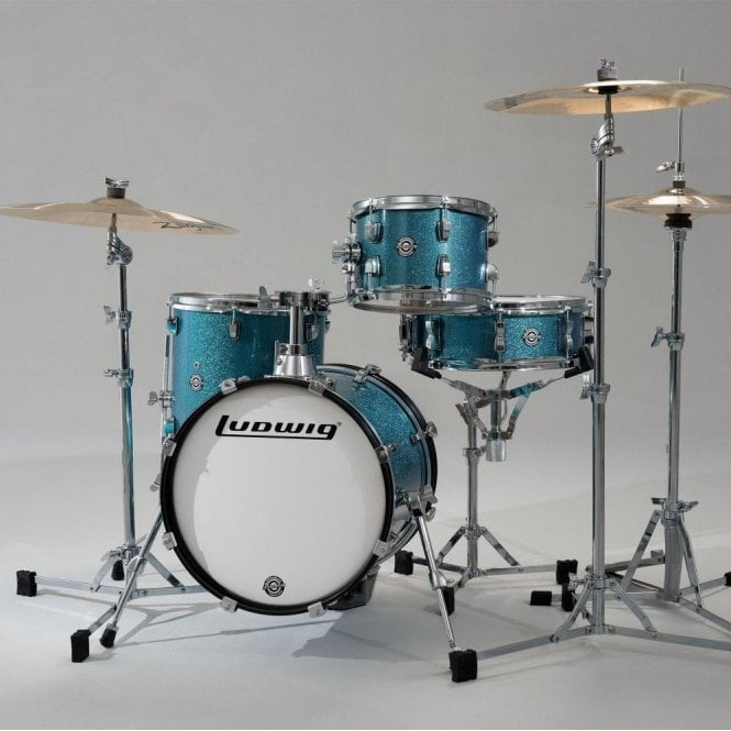 Ludwig Questlove Breakbeats Drum Kit + FREE Gear offer