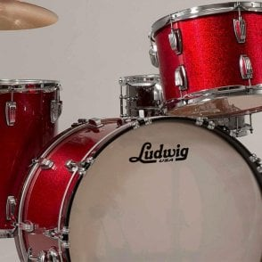 Ludwig USA Classic Maple Drums | Buy at Footesmusic