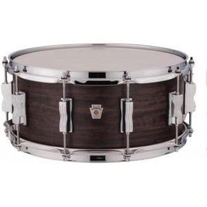 Ludwig USA Standard Maple 14x6.5 Snare Drum - Coal Finish