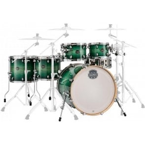 Mapex Armory AR628SFU Fast Fusion 6 Drum Kit With Stands