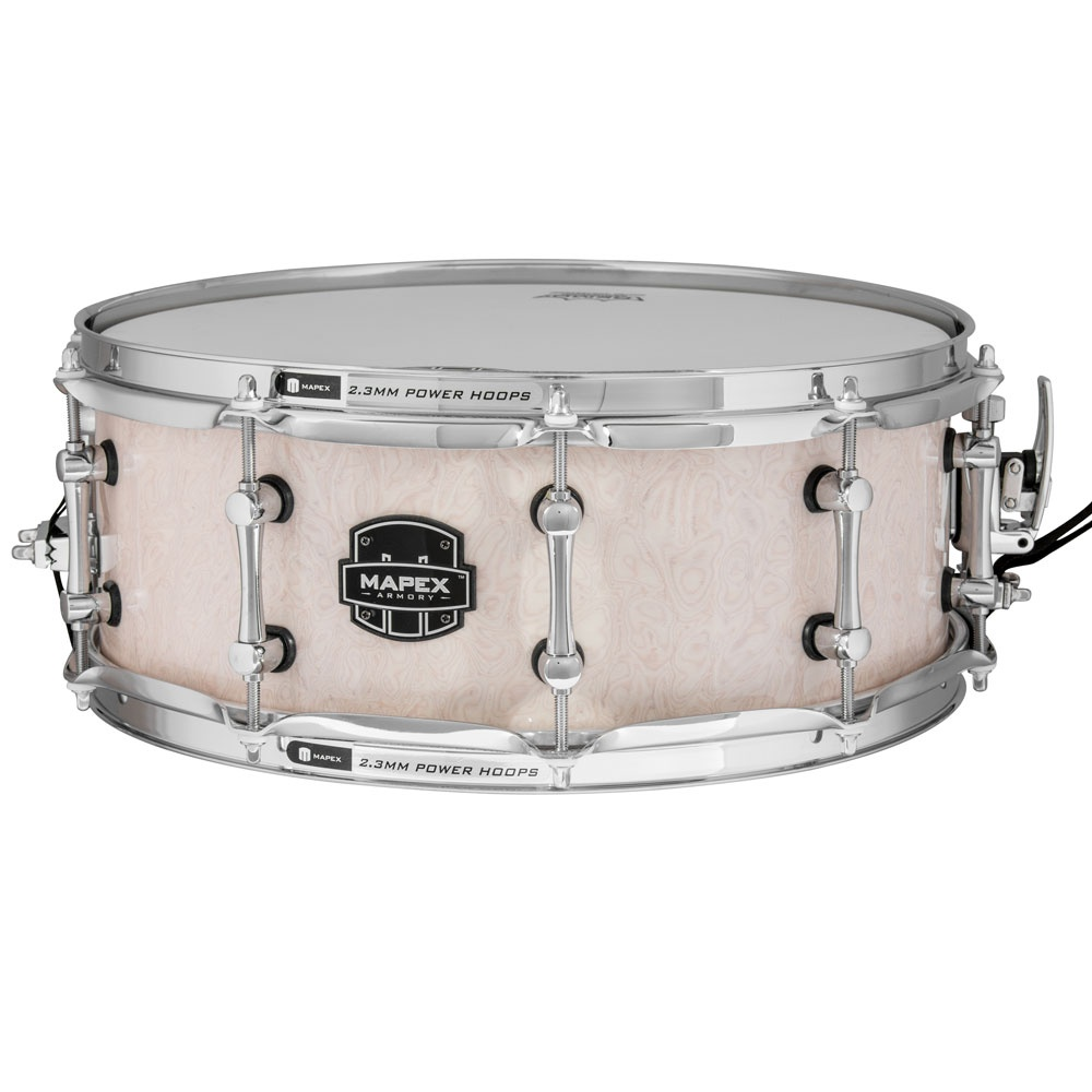 mapex armory peacemaker snare drum at uk stockist footesmusic. Black Bedroom Furniture Sets. Home Design Ideas
