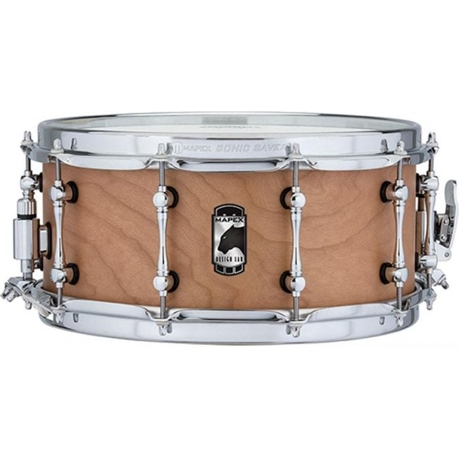 Mapex Black Panther Design Lab Cherry Bomb 13x5.5 Snare Drum BPCW3550CNW | Buy at Footesmusic