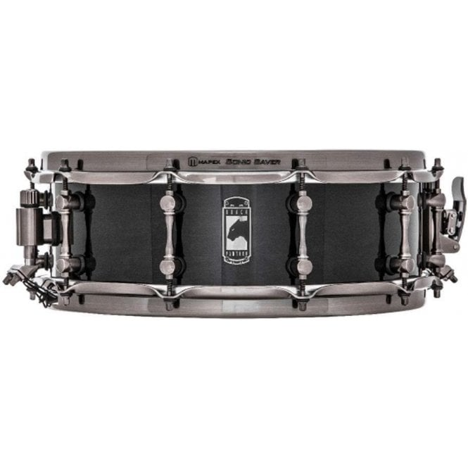 Mapex Black Panther 'The Black Widow' 14x5 BPML4500LNTB | Buy at Footesmusic