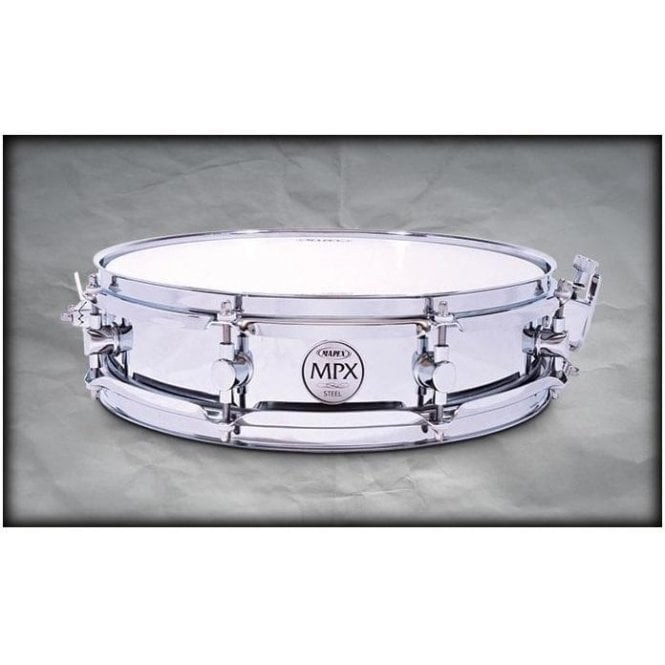 Mapex MPX 13x3.5 Steel Snare Drum