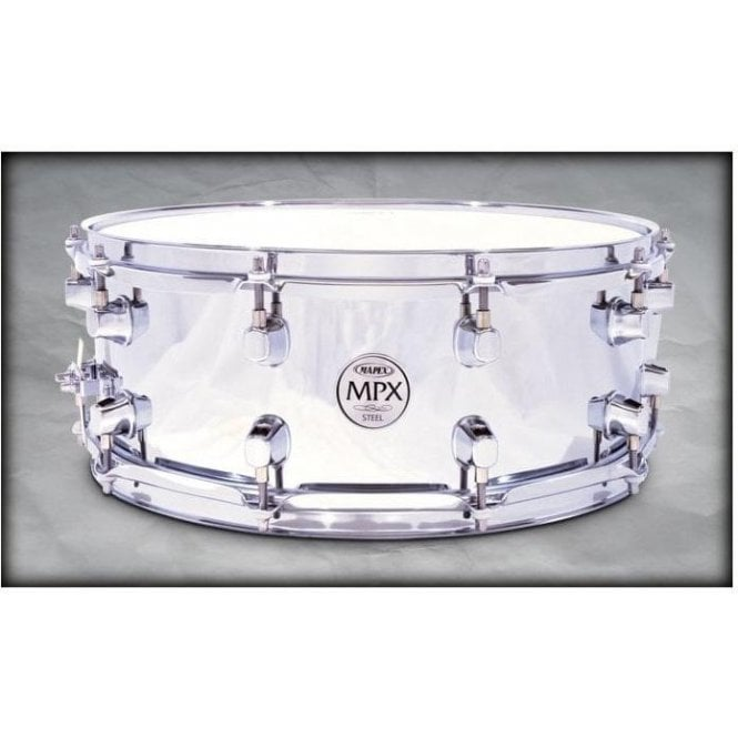 Mapex MPX 14x5.5 Steel Snare Drum