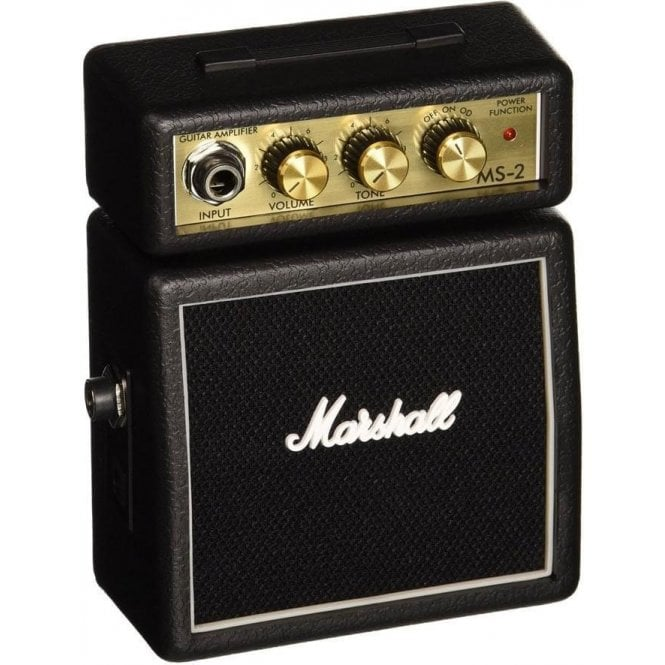 Marshall Micro Amp MS2E - Black