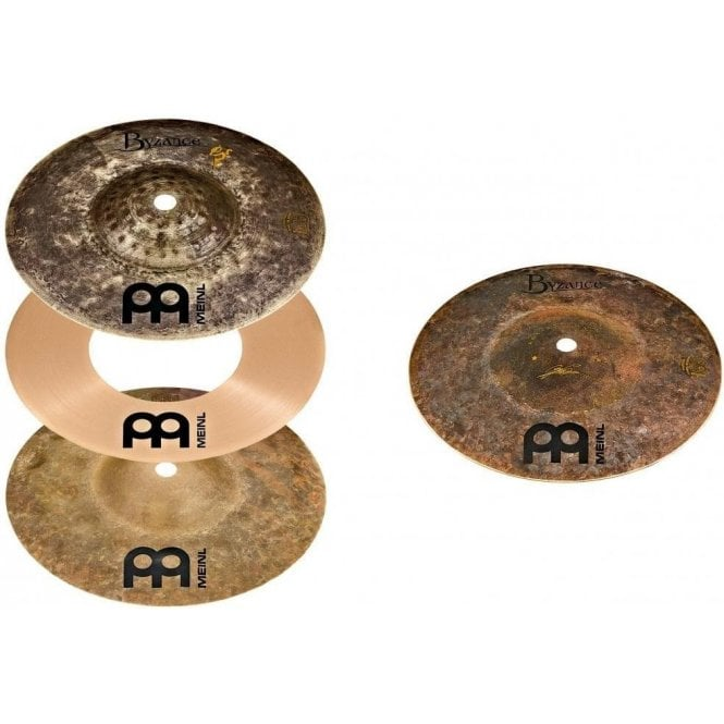 "Meinl Benny Greb Crasher Hats 8"" & 8"" Cymbals ACCRASHER 