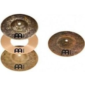 "Meinl Benny Greb Crasher Hats 8"" & 8"" Cymbals"