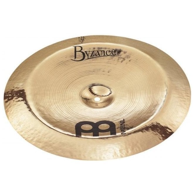 "Meinl Byzance Brilliant 14"" China Cymbal B14CHB 
