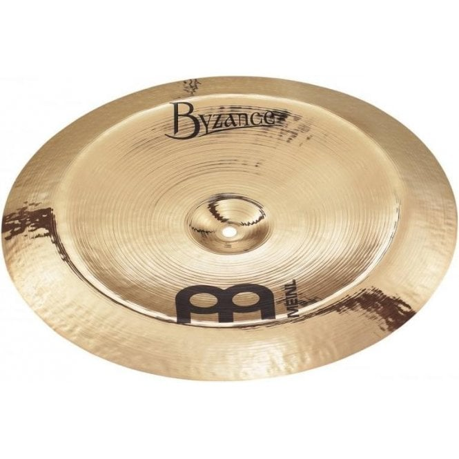 "Meinl Byzance Brilliant 18"" China Cymbal B18CHB 