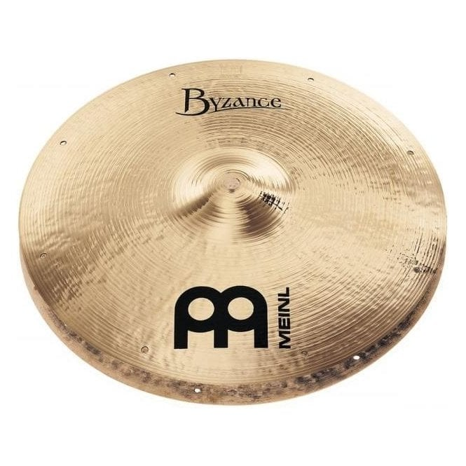 "Meinl Byzance Brilliant Fast 13"" Hi Hat Cymbals B13FH 