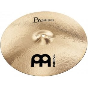 "Meinl Byzance Brilliant Medium 20"" Crash Cymbal B20MCB 