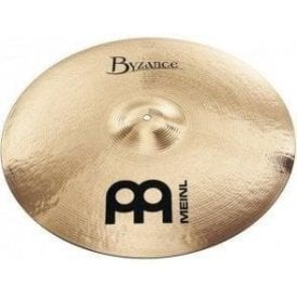 "Meinl Byzance Brilliant Medium 21"" Ride Cymbal"