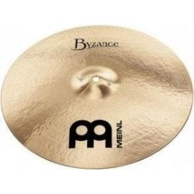 "Meinl Byzance Brilliant Medium Thin 18"" Crash Cymbal"