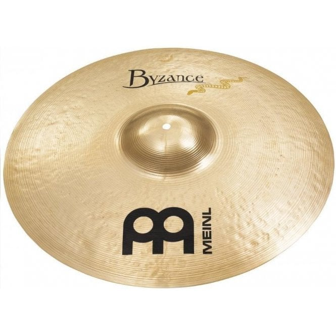 "Meinl Byzance Brilliant Serpent 21"" Ride Cymbal B21SRB 